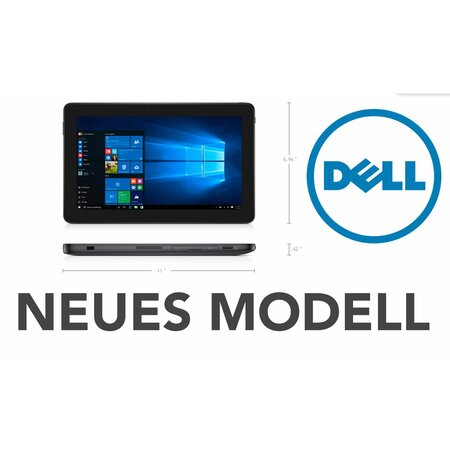Tablet PC DELL Latitude 5175 Core M 5. Generation FULL HD 256GB SSD Windows 10 inkl LTE