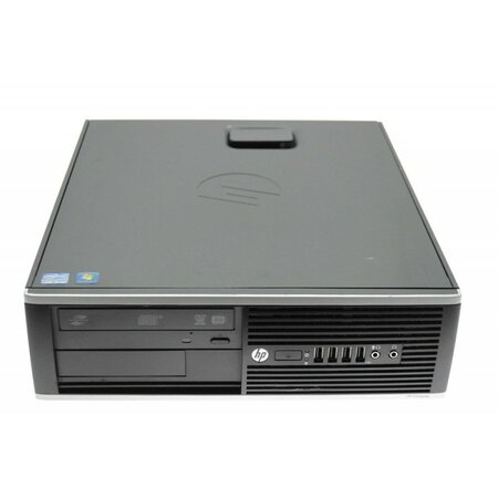 HP Elite 8300 SFF Desktop PC  i5-3470 4 GB RAM 250 GB HDD DVD RW Win7Pro